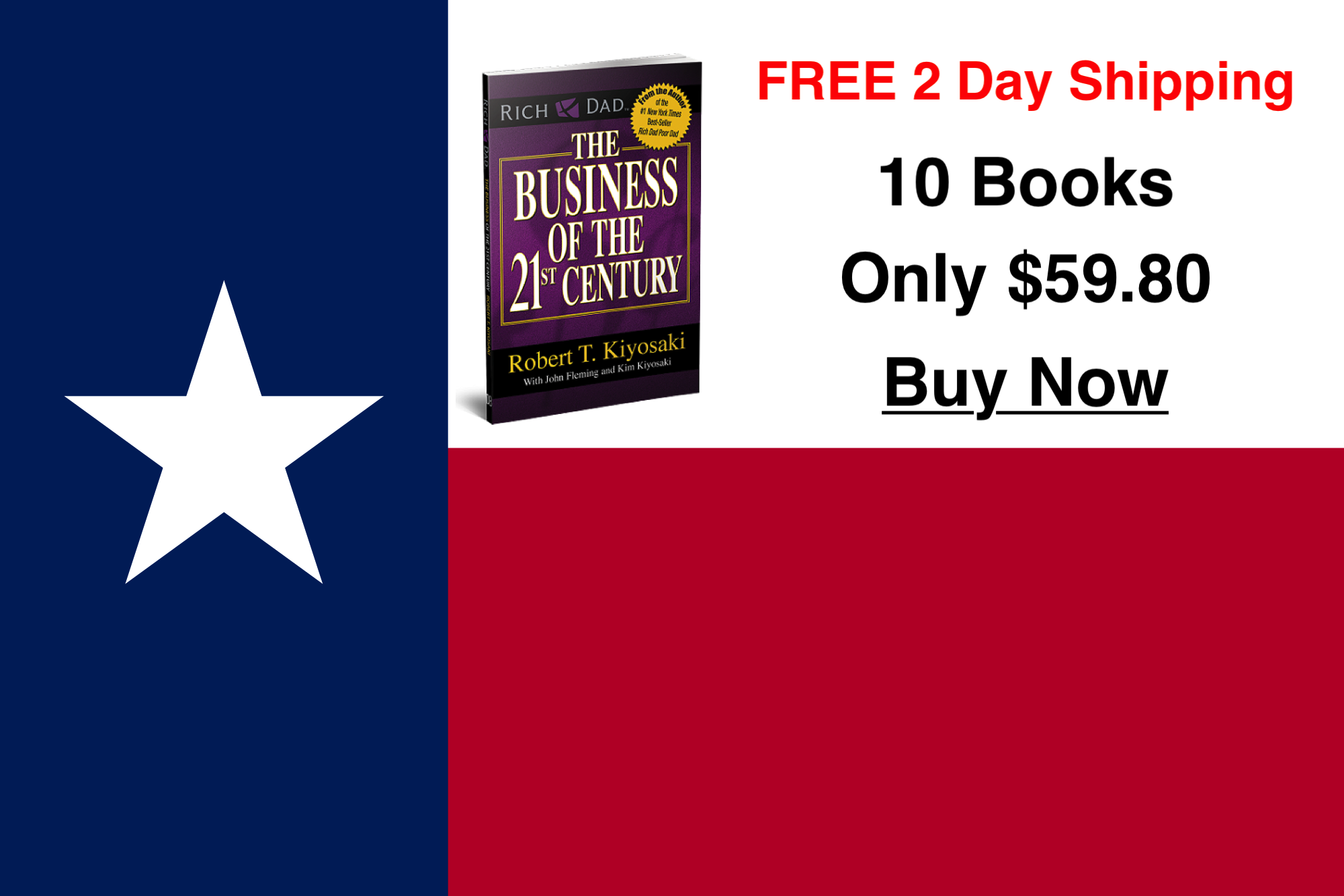 FREE 2 Day Shipping- 10 Pack: The Business of The 21st Century Book