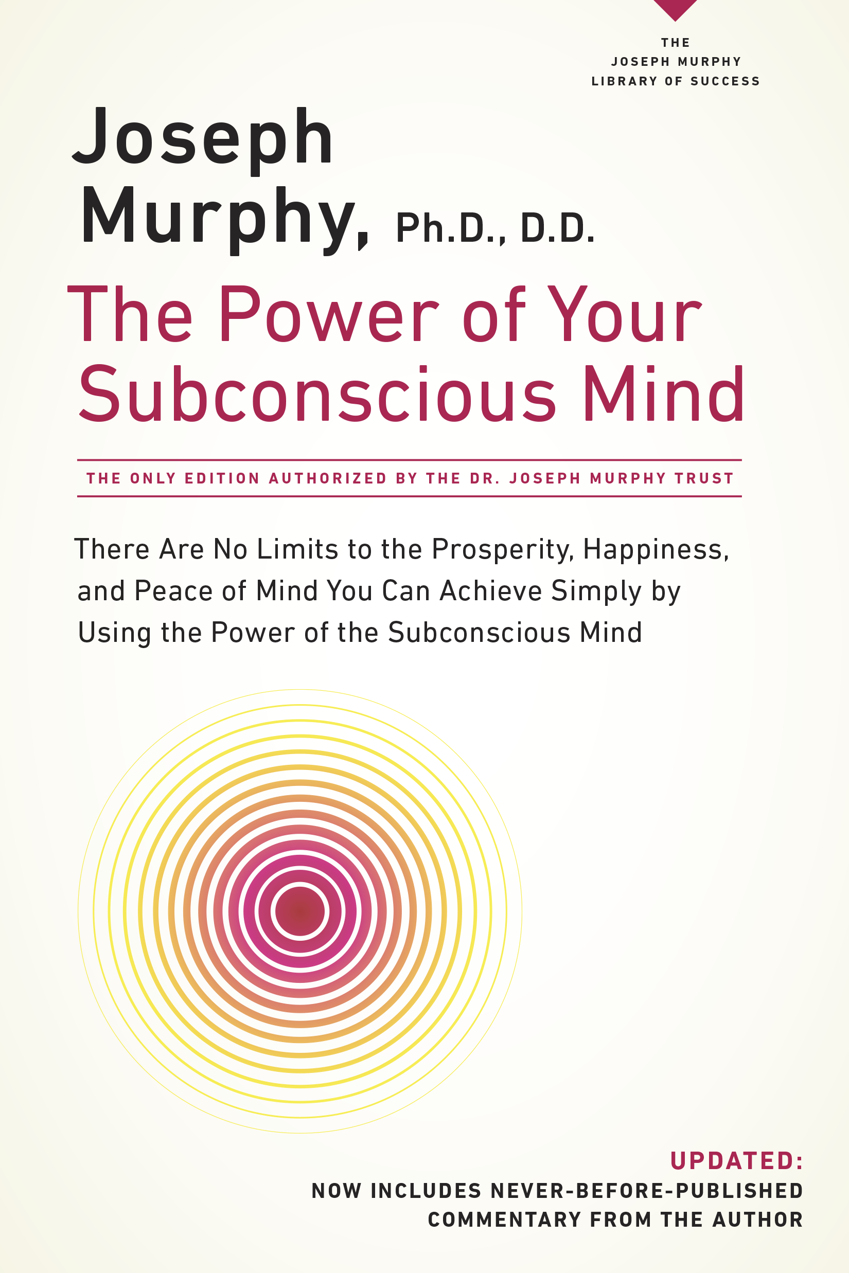 The Power of Your Subconscious Mind Updated  by Joseph Murphy