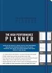 Blue The High Performance Planner Written by Brendon Burchard