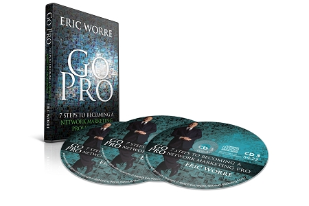 Go Pro  Audio CD By Eric Worre