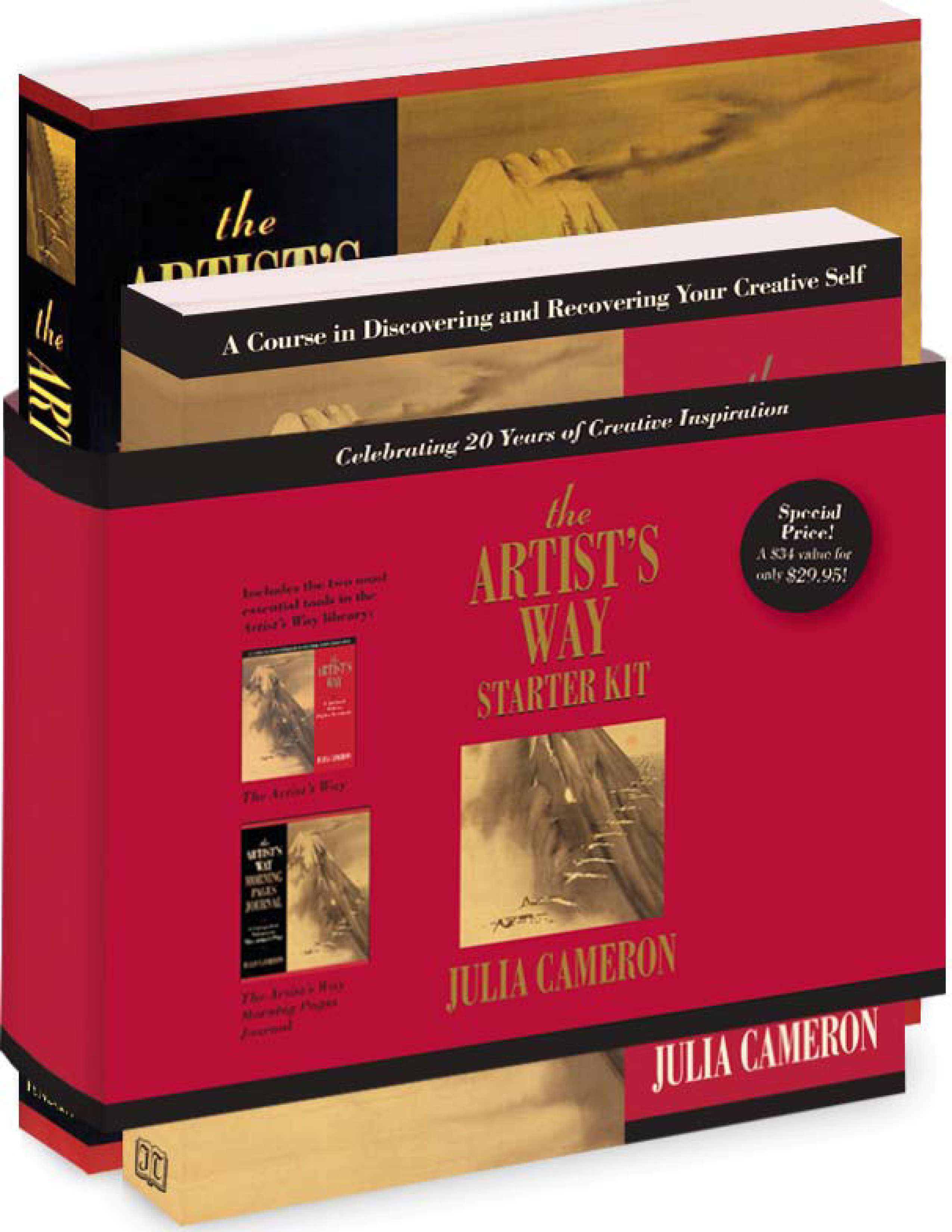 The Artist's Way Starter Kit by Julia Cameron