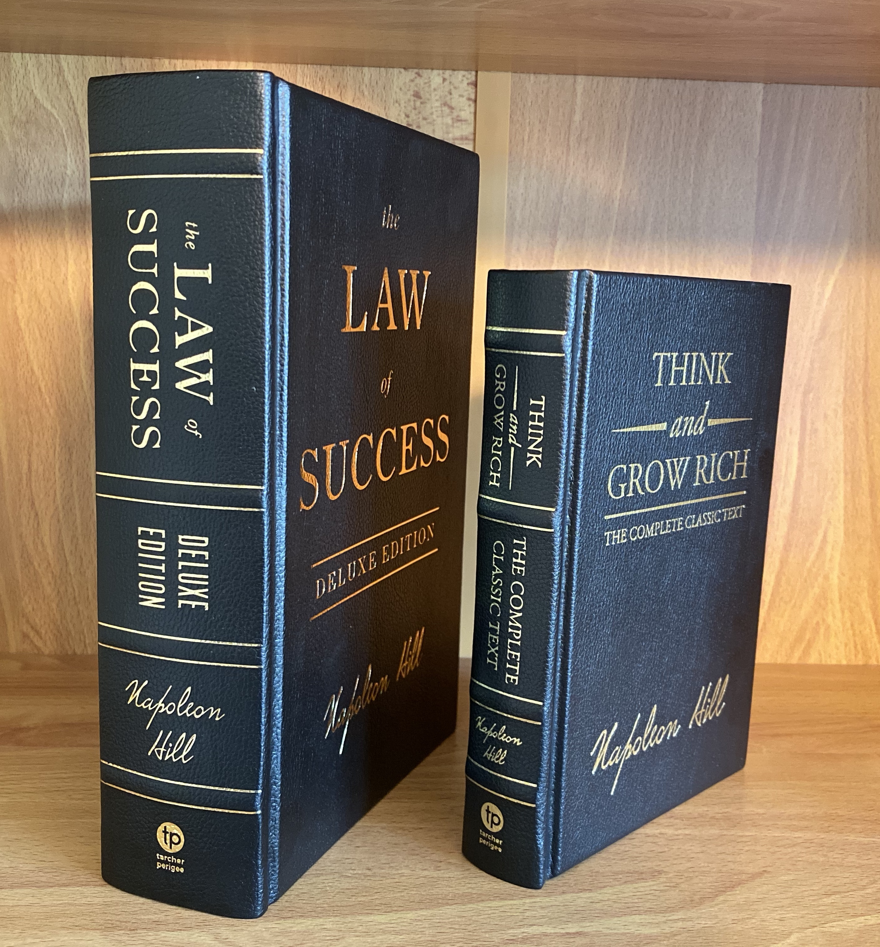 Think and Grow Rich Deluxe Edition Set by Napoleon Hill