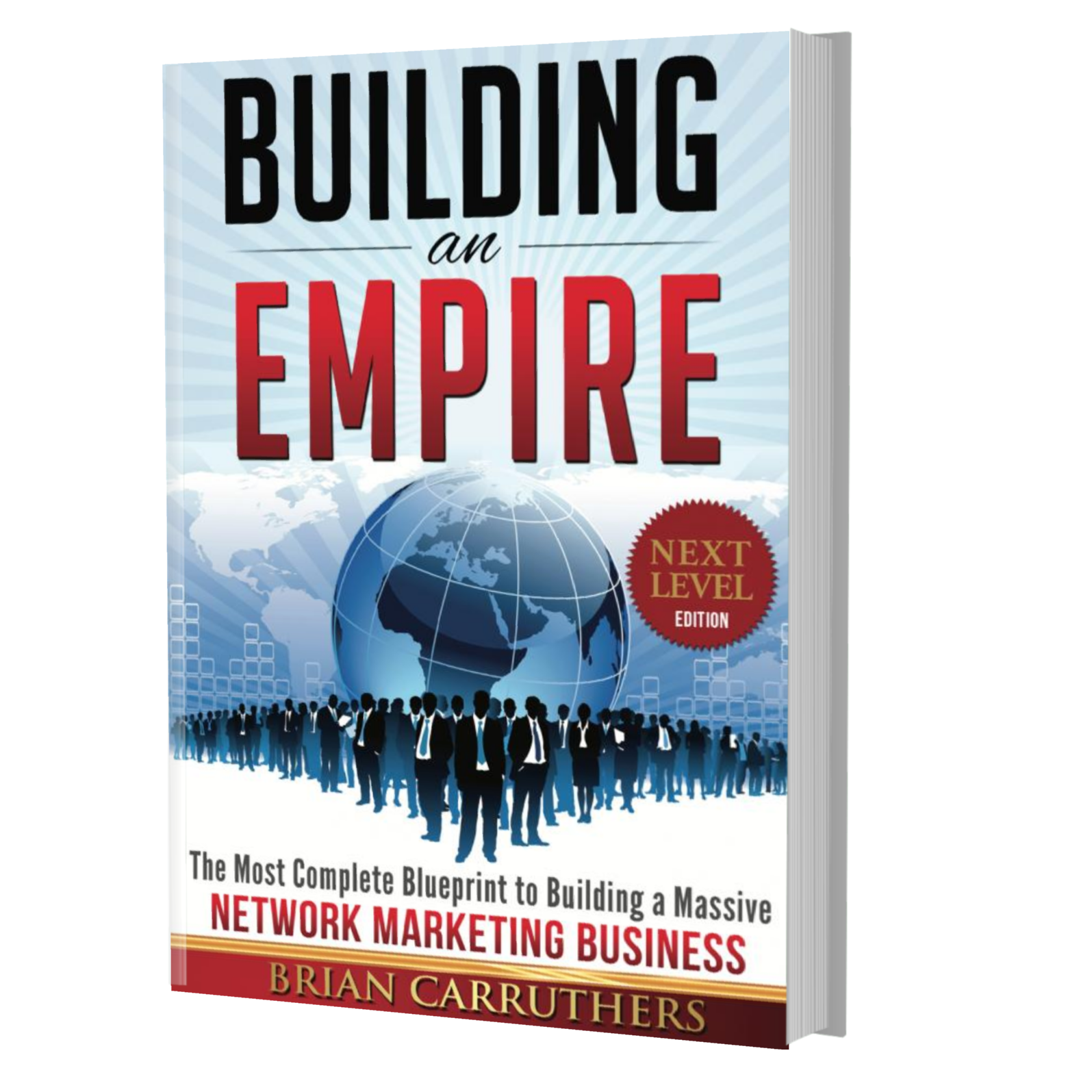 Building An Empire Next Level Edition By Brian Carruthers