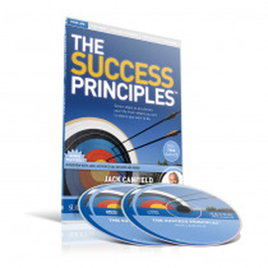 The Success Principles By Jack Canfield DVD & CD