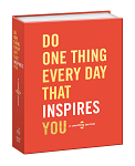 Do One Thing Every Day That Inspires You A Creativity Journal