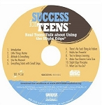 Success For Teens: Real Teens Talk About Using The Slight Edge - Audio CD
