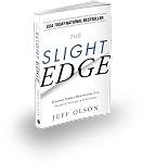 The Slight Edge By Jeff Olson Eighth Anniversary Edition Paperback