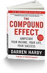 The Compound Effect by Darren Hardy (paperback edition)