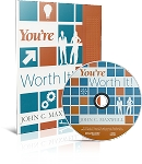 You're Worth It! Audio CD by John C. Maxwell