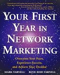 Your First Year in Network Marketing by Mark Yarnell, Rene Reid Yarnell