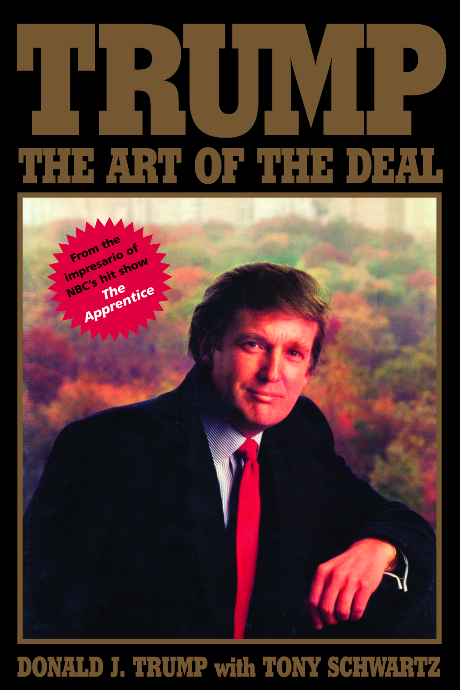 Trump: The Art of the Deal - HARDCOVER