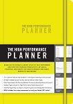 YELLOW The High Performance Planner Written by Brendon Burchard