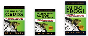 Eat That Frog! Starter Kit By Brian Tracy