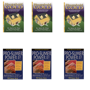 Combo Pack Household Gold & Pro-Sumer Power II!