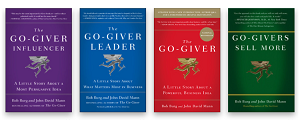 The Go-Giver Complete Set by Bob Burg, John David Mann
