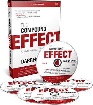 The Compound Effect Enhanced Audio Program by Darren Hardy (6 CDs)