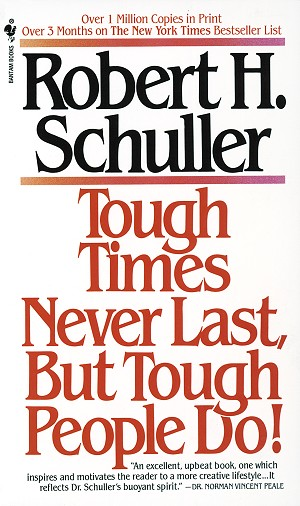Dr. Schuller shows you how to build a positive self-image, no matter what  your problem.