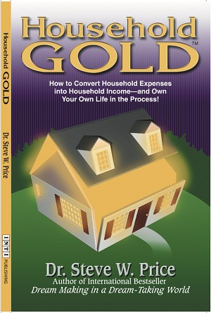 Buy 5 Get 1 Free Save $8.77 HouseHold Gold books by  Dr. Steve W. Price