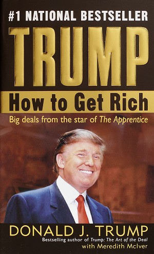 "The huge, national bestseller, now in mass-market and being published in the midst of the second season of ""The Apprentice"", the hottest show on television."