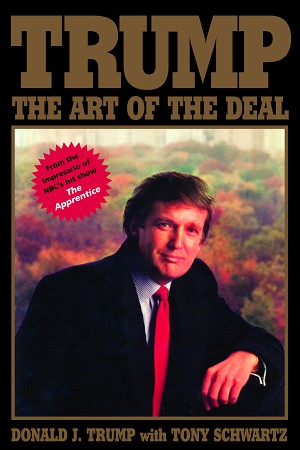 HARDCOVER -  President Donald J. Trump lays out his professional and personal worldview in this classic work—a firsthand account of the rise of America's foremost deal-maker.